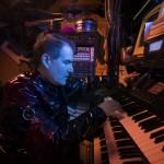Otto Von Ruggins at the Keyboards